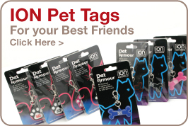 ION Pet Tags