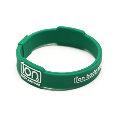 Green & White ION Band
