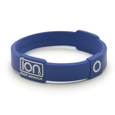 Blue ION Band - enlarged view