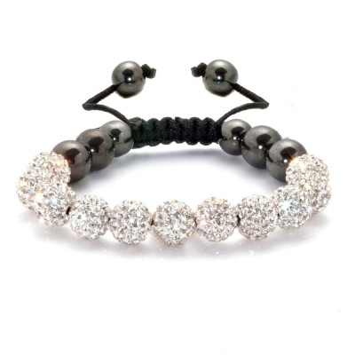 Crystal Shamballa - 11 Beads