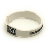 White & Black ION Band