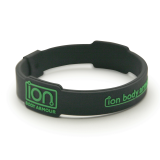 Black & Green ION Band
