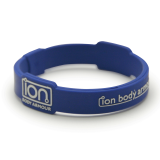Blue & White ION Band